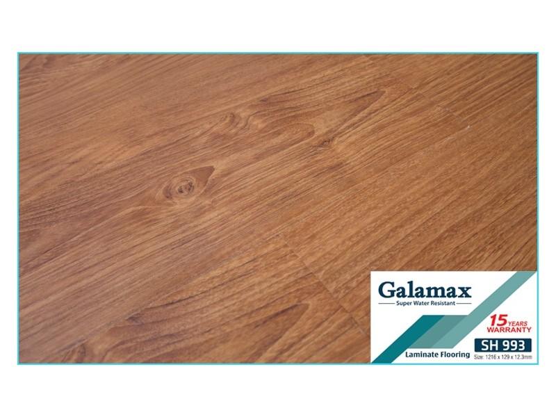 SÀN GỖ GALAMAX 12ly - SH993
