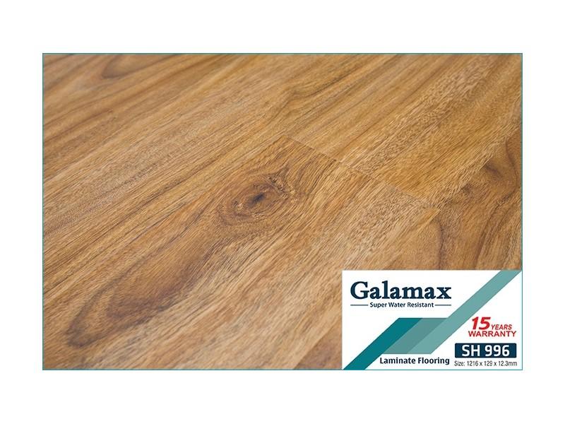 SÀN GỖ GALAMAX 12ly - SH996