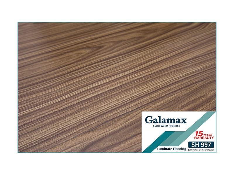 SÀN GỖ GALAMAX 12ly - SH997