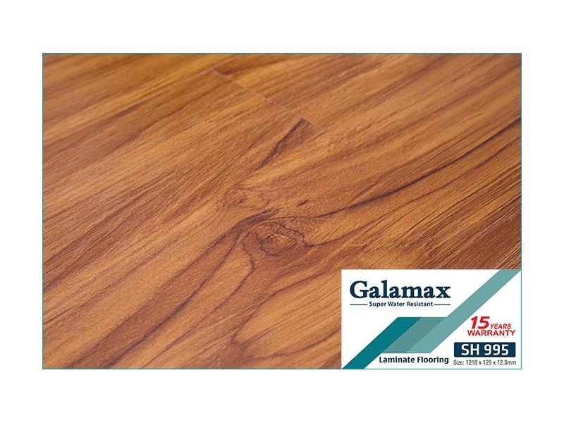 SÀN GỖ GALAMAX 12ly - SH995