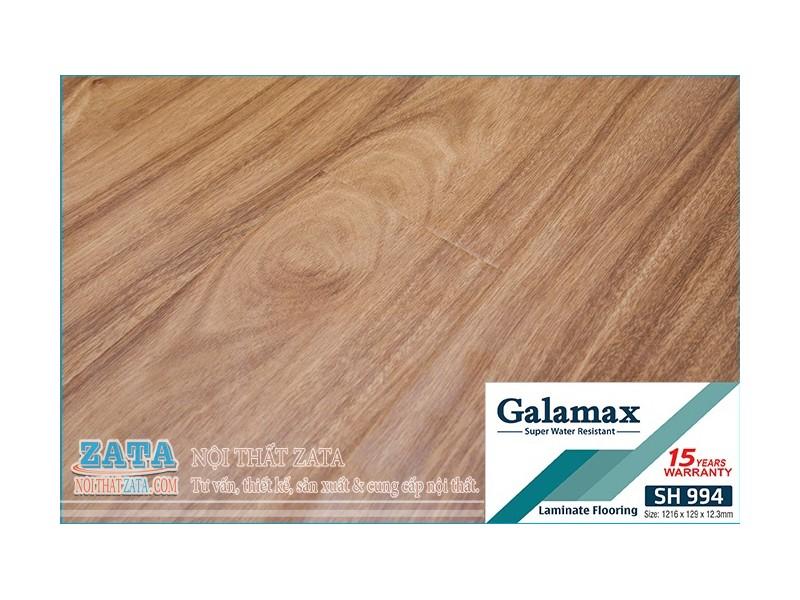 SÀN GỖ GALAMAX 12ly - SH994